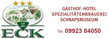 Brauerei Eck Böbrach | Hotel und Gastronomie im Bayerischen Wald